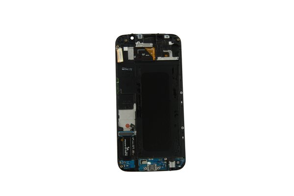 Galaxy S6 LCD Screen and Digitizer Assembly (AT&T) / White / A-Stock
