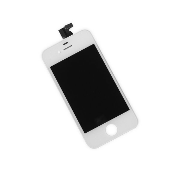 iPhone 4S Screen / New / Part Only / White