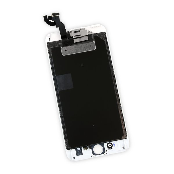 iPhone 6s Plus LCD Screen and Digitizer Full Assembly - Choice / New / Part Only / White