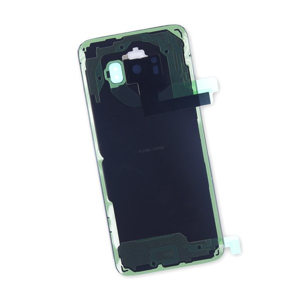 Galaxy S8 Rear Glass Panel/Cover - Original / Black / New / Part Only