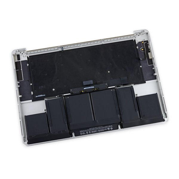 "MacBook Pro 15"" Retina (Late 2013-Mid 2014) Upper Case Assembly / New / With Trackpad and Battery"