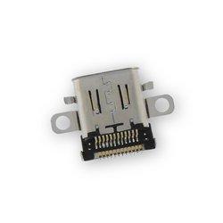 Nintendo Switch Console USB-C Port