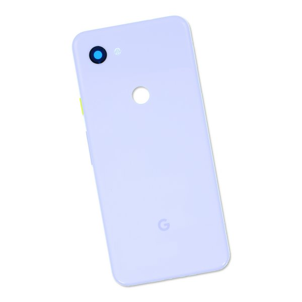 Google Pixel 3a Rear Case / Purple