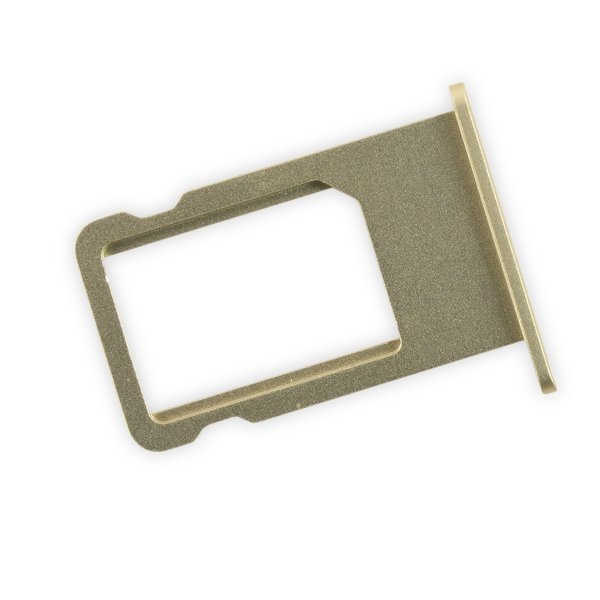 iPhone 6s Nano SIM Card Tray / Gold