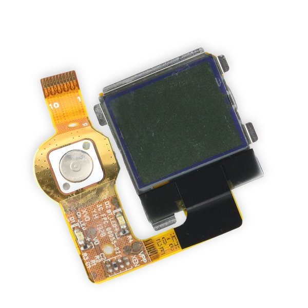 GoPro Hero3+ Silver LCD Assembly