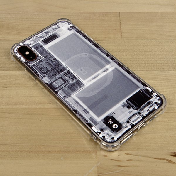 iFixit Insight iPhone XS Max Case / X-Ray