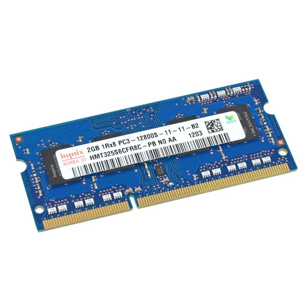 PC3L-12800 2 GB RAM Chip