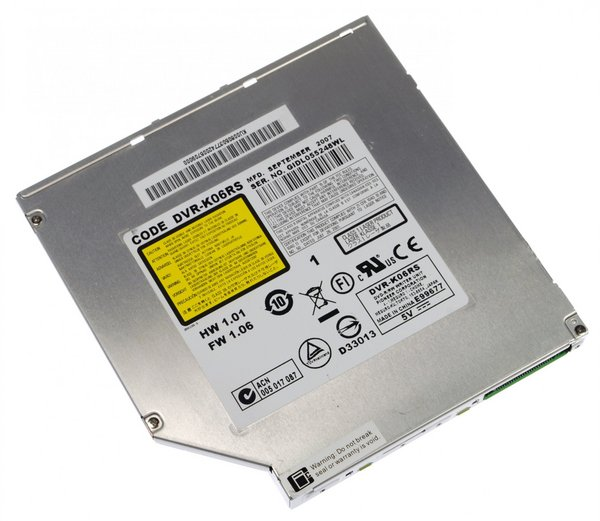 12.7 mm PATA 8x Pioneer SuperDrive / OEM