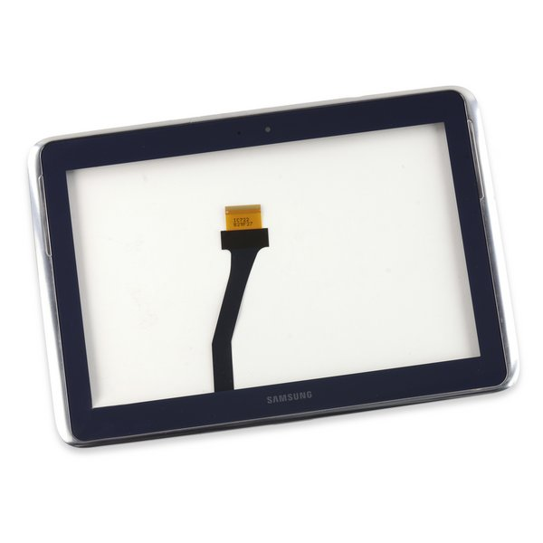 Galaxy Note 10.1 (2012) Digitizer / Black / B-Stock