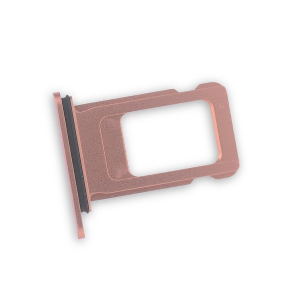 iPhone XR Single SIM Card Tray / Coral