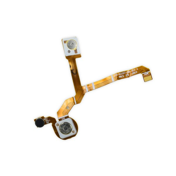 GoPro Hero3+ Black Shutter/Select and Wi-Fi Button Flex Cable