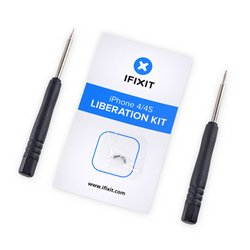 iPhone 4/4S Liberation Kit