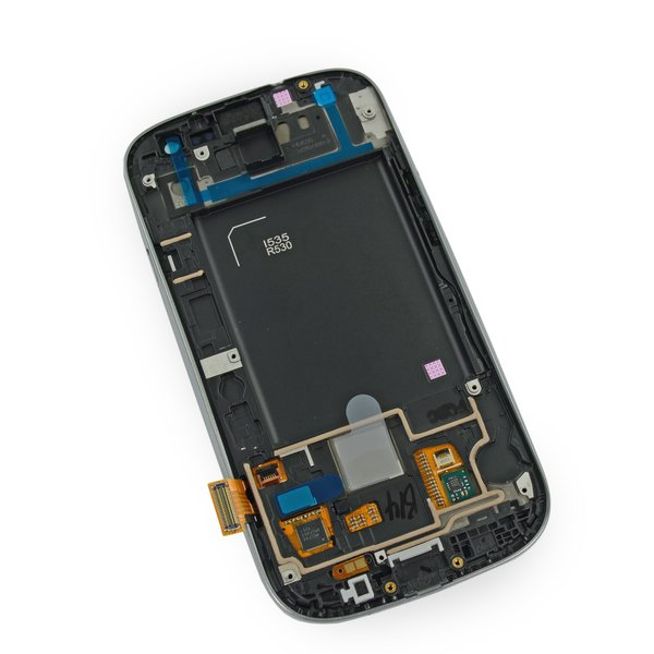 Galaxy S III LCD Screen and Digitizer Assembly (Verizon) / White / New