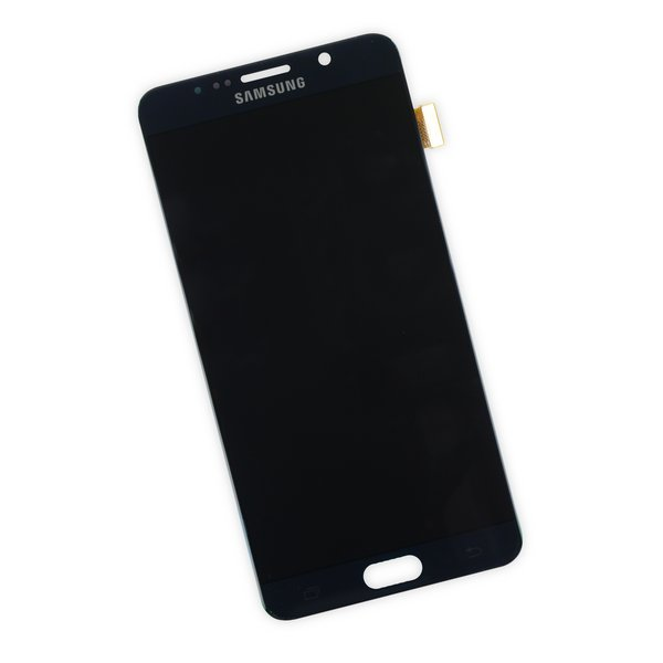 how to fix galaxy note 5 black screen
