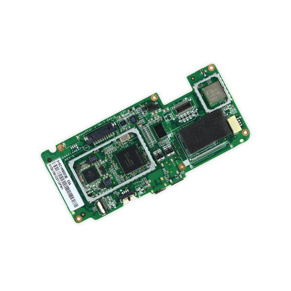 Kindle Fire (2012, 2nd Gen) Motherboard / 8 GB / Female LCD Connector