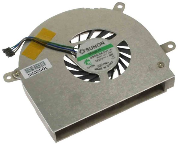 "MacBook Pro 17"" (Model A1261) Left Fan"