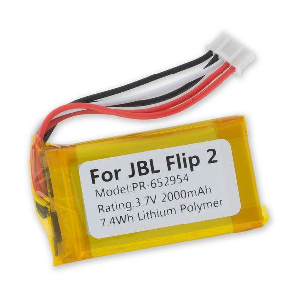 JBL Flip 2 Replacement Battery
