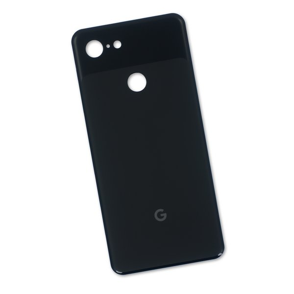 Google Pixel 3 Back Panel / New / Black
