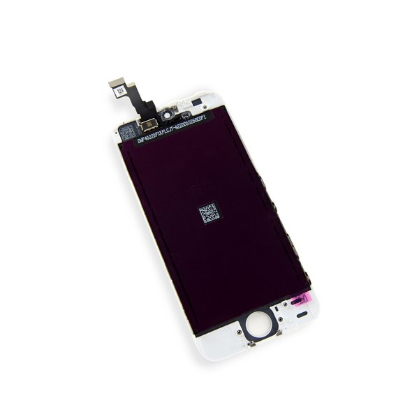 iPhone SE LCD and Digitizer / New, Premium / White