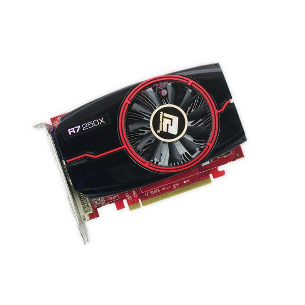 PowerColor R7 250x Graphics Card