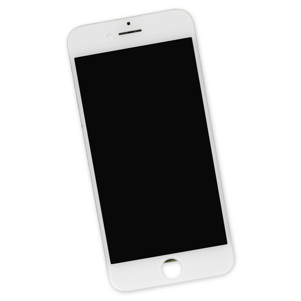 iPhone 7 Used LCD and Digitizer / White / A-Stock