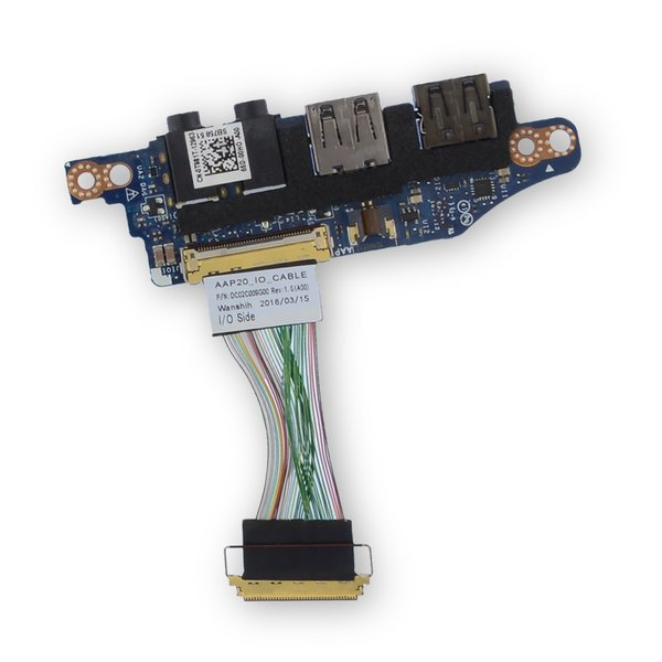 Alienware 17 R3 (P43F) I/O Board and Cable