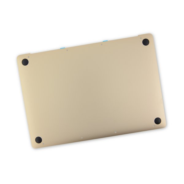 "MacBook 12"" Retina (Early 2015) Lower Case / Gold"
