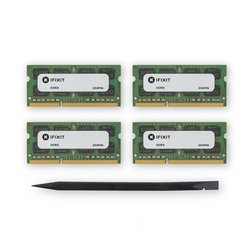"iMac Intel 27"" EMC 2806 (Late 2014 and Mid 2015, 5K Display) Memory Maxxer RAM Upgrade Kit"