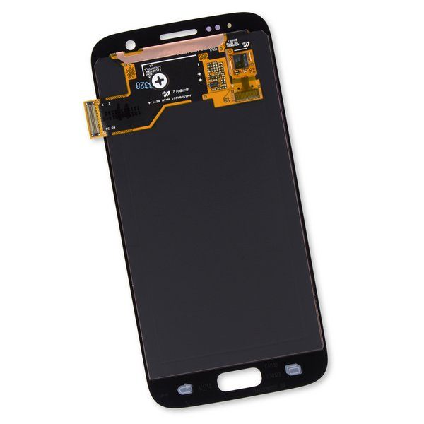 Galaxy S7 Screen and Digitizer / Gold / Part Only