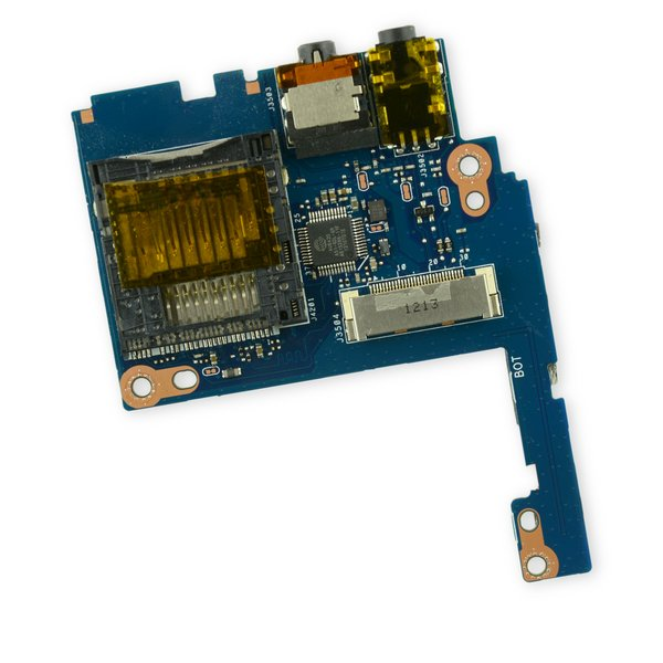 Asus G75VW-DS73-3D Audio Board