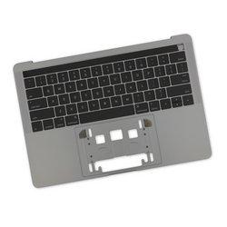 """MacBook Pro 13"""" Retina (Touch Bar, Late 2016-2017) Upper Case"""