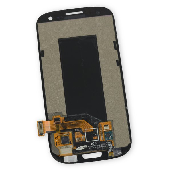 Galaxy S III Screen and Digitizer (no Midframe) / Black