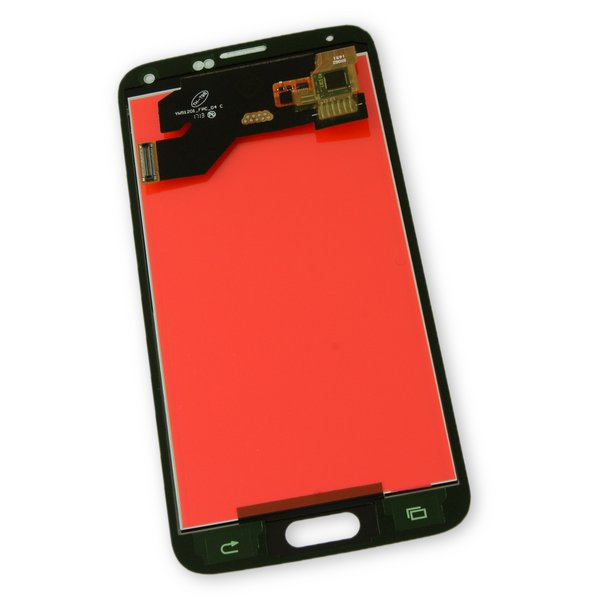 Galaxy S5 AMOLED and Digitizer / White