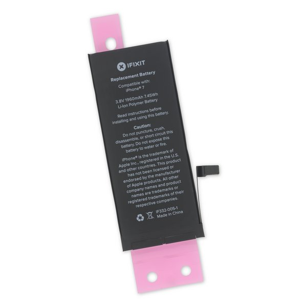 iPhone 7 Replacement Battery / Part and Adhesive