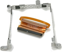 iBook Clamshell Hard Drive Bracket & Cable
