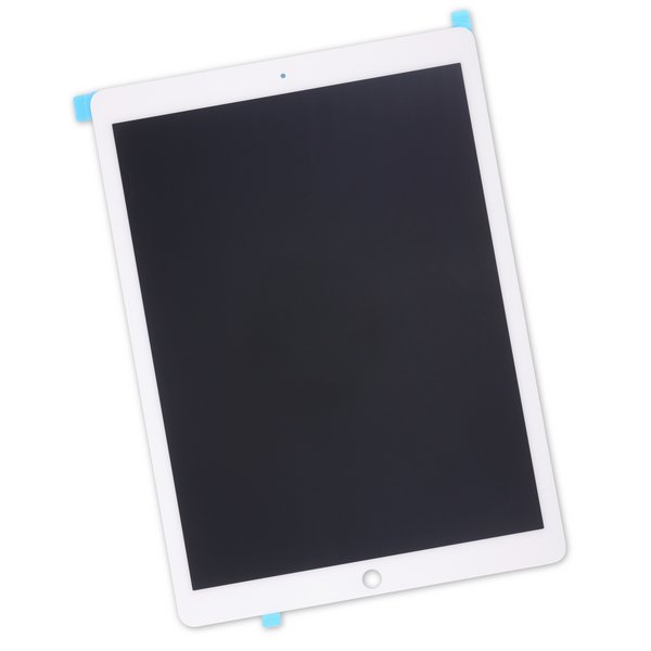 "iPad Pro 12.9"" (2nd Gen) Screen / White"