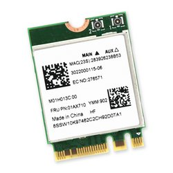 Lenovo 01AX710 Wireless Card