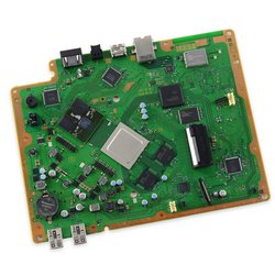 PlayStation 3 Super Slim PPX-001 Motherboard & Paired Optical Drive