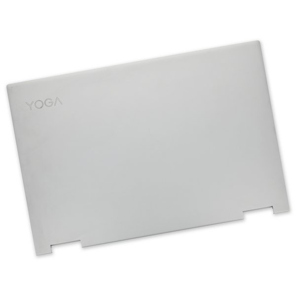 "Lenovo Yoga 730 (15"") LCD Back Cover / A-Stock / Silver"