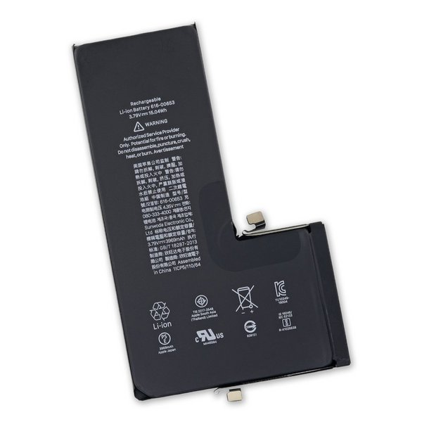 iPhone 11 Pro Max Replacement Battery
