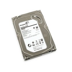 "2 TB SSD Hybrid 3.5"" Hard Drive / Part Only"