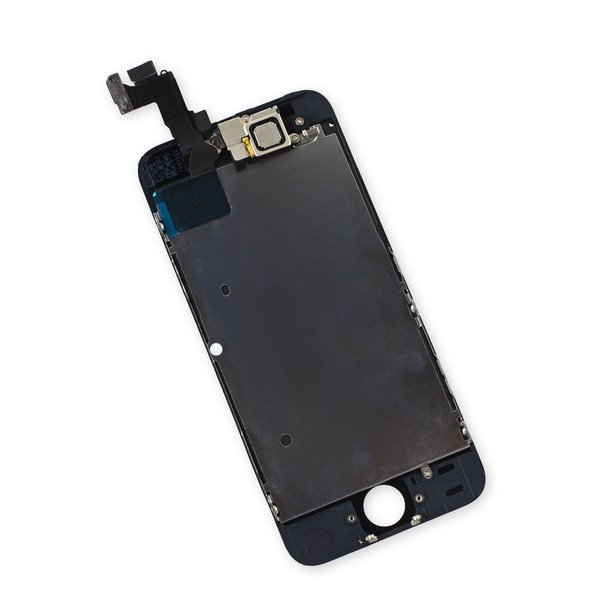 iPhone SE LCD Screen and Digitizer Full Assembly - Choice / New / Part Only / Black