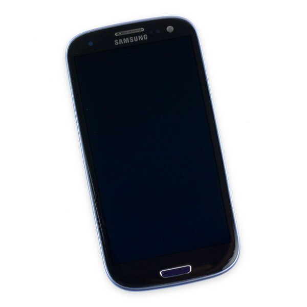 Galaxy S III (Verizon) Screen / Blue / A-Stock