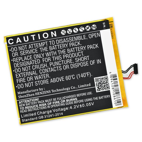 """Kindle Fire HD 7"""" (2014, 4th Gen) Replacement Battery"""