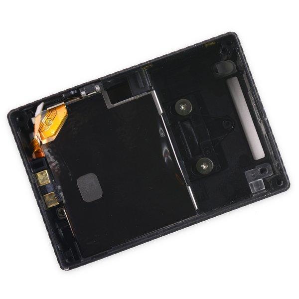 GoPro Hero3+ Silver Rear Case
