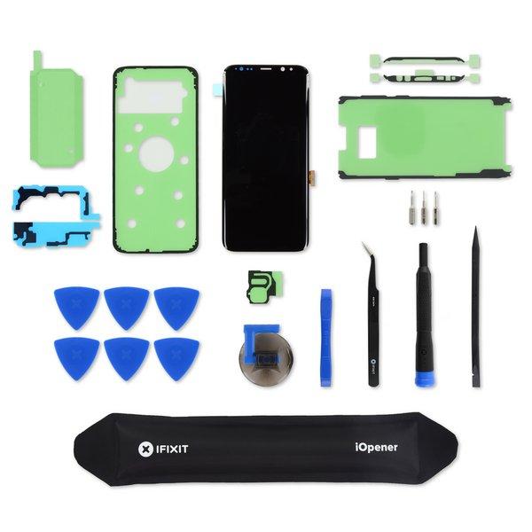 Galaxy S8+ Screen / New / Fix Kit