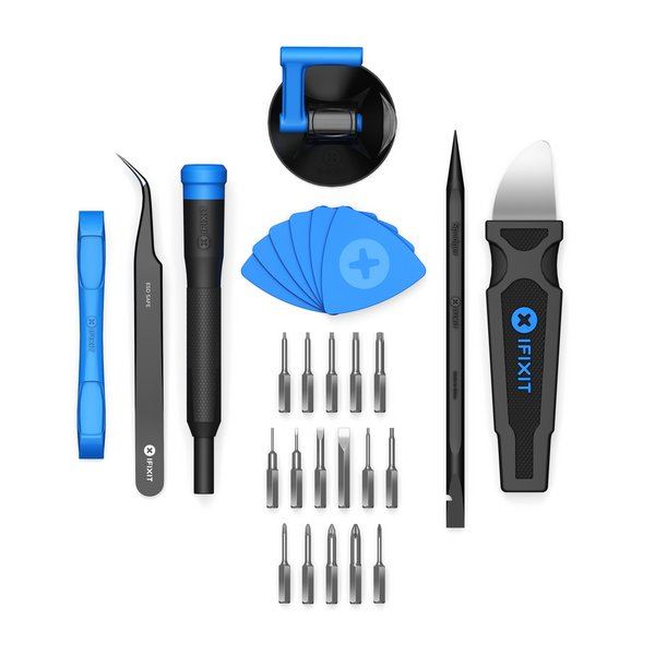 Essential Electronics Toolkit / New