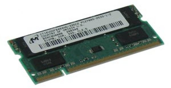 PC2700 512 MB RAM Chip