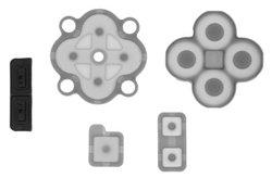 Nintendo DSi XL Input Button Pads