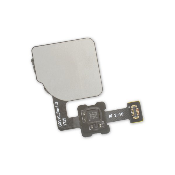 Google Pixel 2 XL Fingerprint Sensor / Black / Used